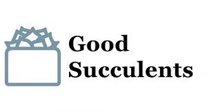 Good Succulents Logo